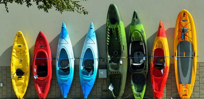 Beginner Fishing Kayak