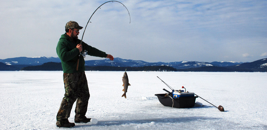 Best Time To Go Ice Fishing