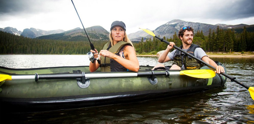 Best Two Person Fishing Kayak