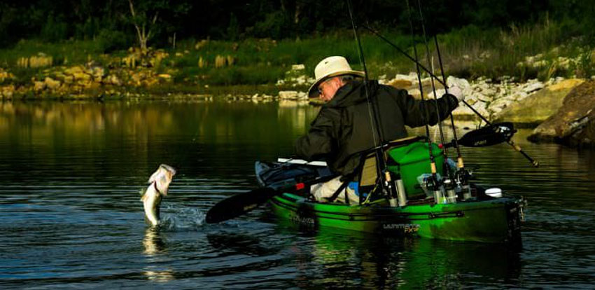 Kayak for Bass Fishing